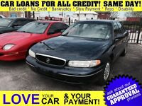2001 Buick Century * AS IS * PRICED TO SELL