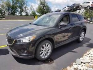 2015 Mazda CX-5 GT AWD! LEATHER! NAV! SUNROOF! HEATED SEATS! $84