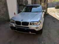 BMW X3 2.0 Diesel. PX or SWAP