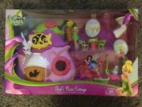 Disney Faries - Tink's Pixie Cottage