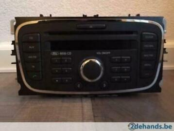 Ford CD6000 CD 6000 radio Focus, Mondeo, Connect