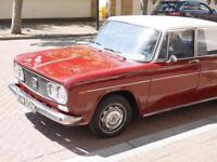 Lancia Fulvia Berlin's 1972