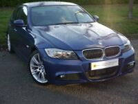 STUNNING***BMW 3 Series 2.0 318d M Sport Business Edition 4dr **SAT NAV, LEATHER, HEATED SEATS**
