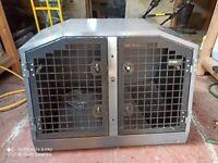 TransK9 dog transit box