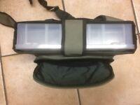 Korum lure fishing bag