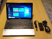 "Acer Aspire E1 - Intel Core i5-3210M, 6GB, 500GB, HD 4000, Win 10, 15.6"" Laptop"