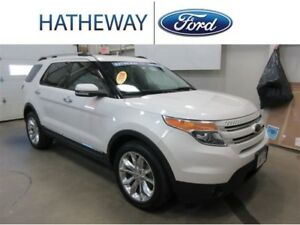 2014 Ford Explorer Limited, WOW !!!
