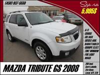 2008 Mazda Tribute GS A/C CRUISE MAGS