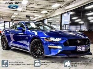 2018 Ford Mustang GT Premium, Perf Pack, Magnetic Ride, Recaro S