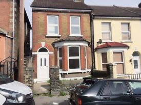An attractive three bed end terrace house with two receptions and two bathrooms ready to let