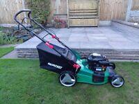 Qualcast SDPM48 Self-Propelled Petrol Mower + Grass box