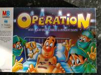Operation game Spare parts