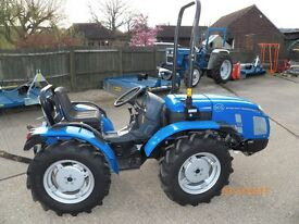 BCS INVICTUS K400 RS ALPINE TRACTOR,35HP,GENUINE 500hrs,NO VAT