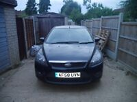 Ford Focus 1.6 tdci not runner