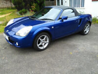 Toyota MR2 (Leather, Air Con, only 36k miles)