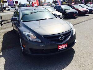 2009 Mazda MAZDA6 i Sport * LOW KMS * SHOWROOM CONDITION London Ontario image 3