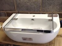 Catalano 600mm sink BRAND NEW! With towel rail included
