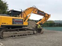 Operated Digger, Dumper, Crusher Hire - London & Southern Counties