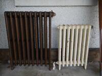 Cast Iron Central heating radiators
