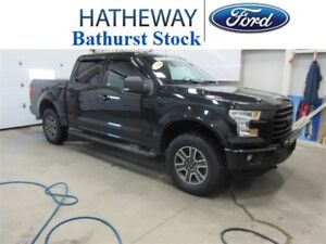 2015 Ford F-150 XLT, DUAL EXHAUST & COMES W/ EXTRA WARRANTY!