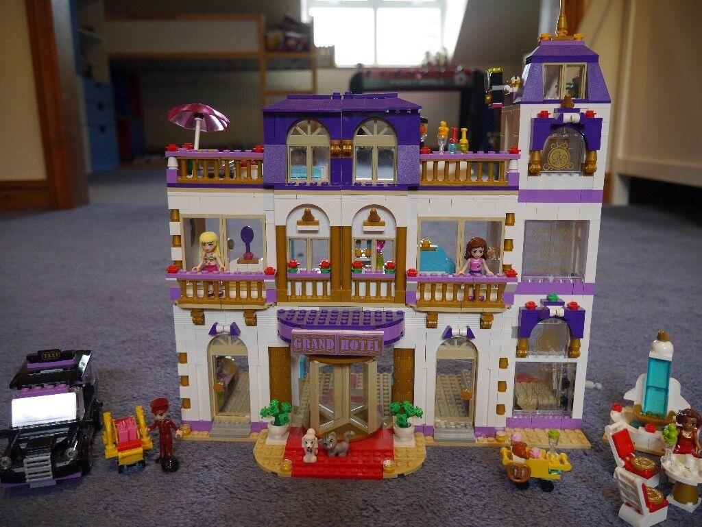 Lego Friends Heartlake Grand Hotel (41101)   in Penarth ...