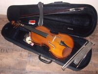 "Stentor Student 1 Viola 15"" includes lots of extras including Music Stand SORRY NOW SOLD"
