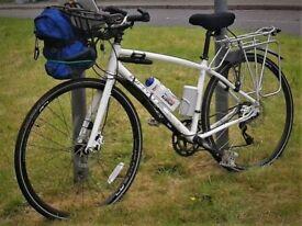 My Whyte Cambridge Hybrid Bike has gone missing! Reward for its safe return