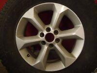 Nissan Navara Alloy Wheel
