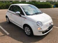 CHEAPEST 2011 FIAT 500 POP 1.2 ON THE MARKET £30 ROAD TAX ONE YEARS MOT