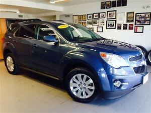 2012 Chevrolet Equinox 1LT 1 OWNER LOCAL TRADE!!!