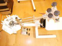 Screen T-shirt Printer Machine upgradeable Carousel