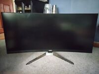 BenQ EX3501R Ultrawide Monitor 35 Inch - £200