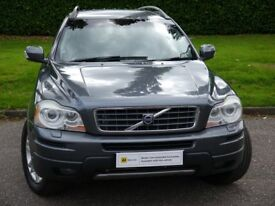 FINANCE ME*** Volvo XC90 2.4 D5 SE Lux Estate Geartronic AWD 5dr***HUGE HISTORY FILE** 7 SEATS