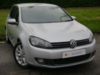 £0 DEPOSIT FINANCE (11) Volkswagen Golf 2.0 TDI GT 5dr **BLUETOOTH** £0 DEPOSIT FINANCE