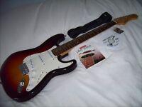 Beginners Electric Guitar Starter Pack.