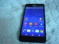 Sony Xperia Z3 Compact - D5803 - Black (Unlocked) - Boxed - Superb cond