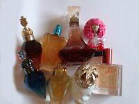 Fragrance Bundle 8 Celebrity / Designer Perfumes