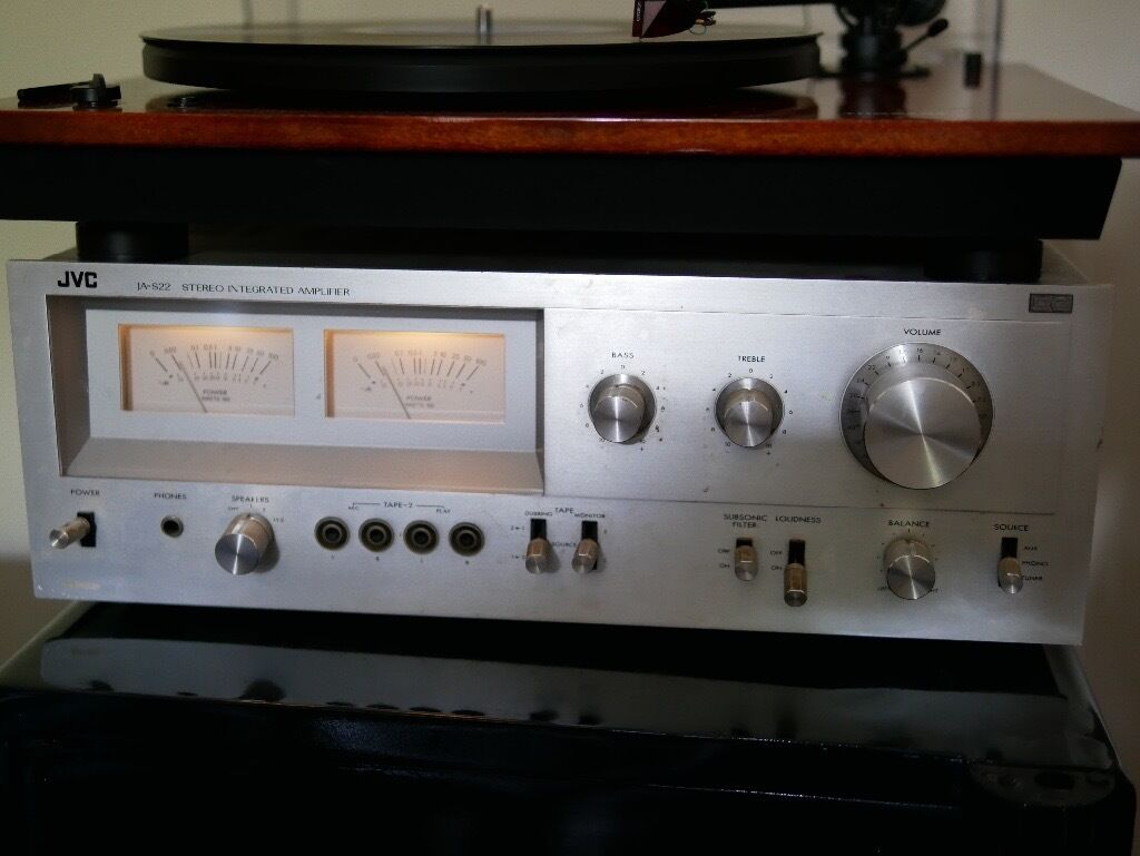 Vintage Yamaha Integrated Amplifier