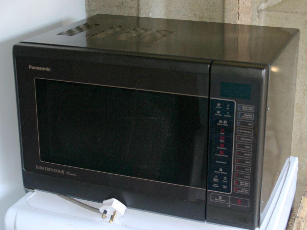 Panasonic Dimension 4 Premier Combination Microwave 800W