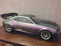 HPI SPRINT 2 SPORT 1/10 SCALE DRIFT RC CAR,FAST,ELECTRIC TOURING CAR,RS4,CAMARO