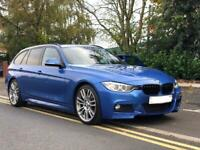 BMW 320D 2.0 M Sport Auto 5dr Estate