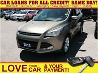 2013 Ford Escape SEL * LEATHER * SKYVIEW * NAV