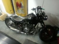 2x 2007 keeway superlight 125cc