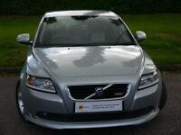 £0 DEPOSIT FINANCE (10) Volvo S40 1.6 D DRIVe R-Design 4dr***1 OWNER** £30 ROAD TAX** DIESEL
