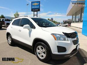 2016 Chevrolet Trax LT | Remote Start | Back-up Camera | Alloys