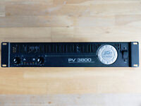 PEAVEY PV 3800 POWER AMP FOR SALE