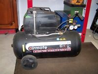 SIP T2/50 Air Compressor Sorry now SOLD