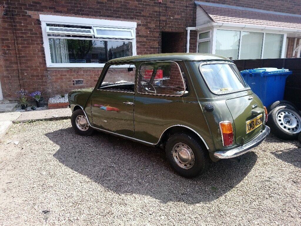 Classic Mini Clubman Not Gt 1275 Cooper Jcw