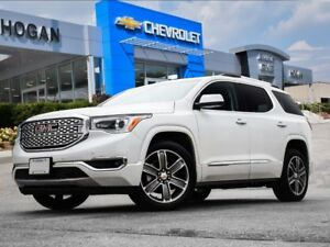 2017 GMC Acadia One owner,Accident Free,2 DVD,Nav,Pano