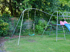 TP Swing Out extension for climbing frame